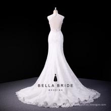 Taobao best selling beaded wedding dress lace 2016