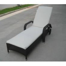 Tissu extérieur Chaise couverte salon rotin
