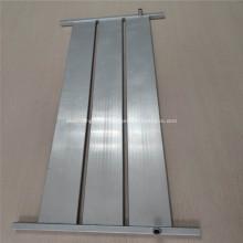 3003 plaque refroidie à l'eau en aluminium pour dissipateur de chaleur