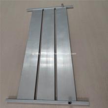 Plaque refroidie à l'eau en aluminium 3003 pour dissipateur thermique