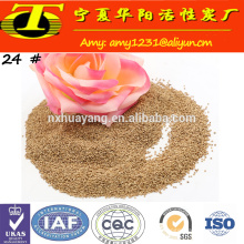 abrasive walnut shell powder for polishing