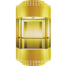 Hydraulic Passenger Elevator with Decoration