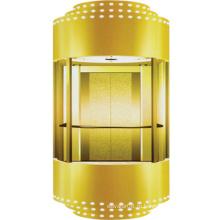 Гидравлический пассажирский лифт с отделкой