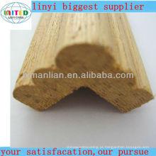 madeira de teca amarela