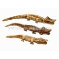 meistverkaufte Holztiere für Kinder, hölzernes Krokodil