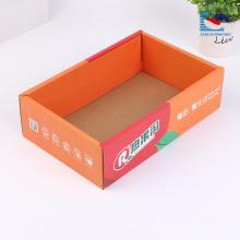 Фабрики дешевые изготовленный на заказ уникальный дизайн чай коробка гофрированной бумаги