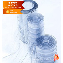 clear soft PVC smooth strip curtain flexible PVC roll door curtain