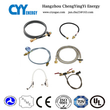 Cyyfh33 High Quality and Pressure Gas Cylinder Filling Hose