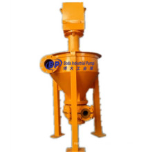 Pompe à lisière à mousse verticale (BFS)
