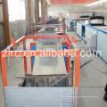 Línea de producción de máquina de pultrusión de varilla FRP