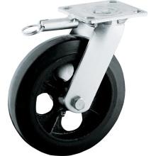 Rodízios de freio de posição pesada