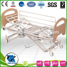 central locking electrical extra low  nursing home bed