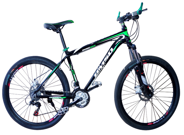 21-Gang Full Suspension Mountainbike