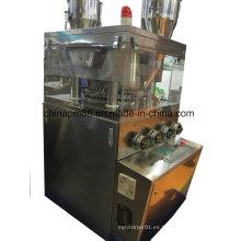 Máquina rotatoria modelo Zpyg-45 de la prensa de la tableta para la fabricación farmacéutica