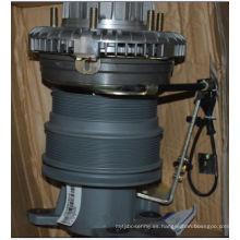 venta caliente 612600100185 weichai Embrague electromagnético de la fan para las piezas del motor del camión / del camión