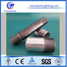 1/8 '' - 6 '' Carbon Snapp Seamless Pipe Nipple