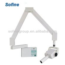 Unidade de raio-X dental Unidade de radiografia dental Tipo de parede com unidade de raio-X CE