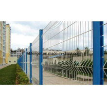 High Quality PVC Coated Iron Wire Mesh Fencing