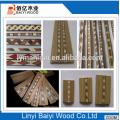 antike Holzverkleidung / Holzformung / Zierholzformteile