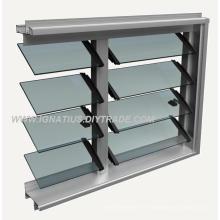 Salle de bain en aluminium