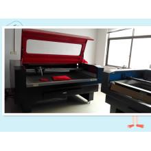 Máquina eficiente de corte e gravação a laser para roupas