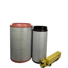 Élément de filtre à air des pièces de rechange K2841 de HOWO WG9725190102