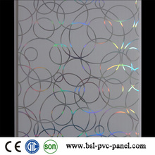 25cm 7mm PVC Ceiling PVC Panel Hotstamp in Algeria Designs in 2015