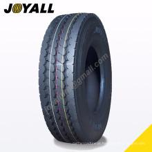 JOYALL JOYUS GIANROI Brand12R22.5 China caminhão pneu fábrica TBR todos os pneus de posição