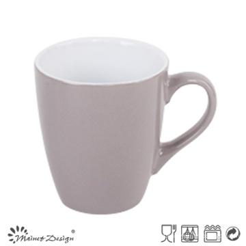 Caneca de café cerâmica de vitrificação 12oz