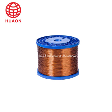 Coil Of Enameled Copper Wire 1PEW For Electronics