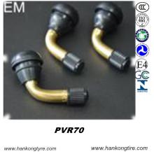 Válvula de pneu para motocicleta PVR70