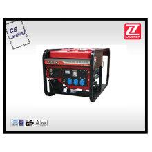 twin-cylinder gasoline generator