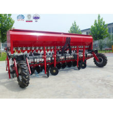 24 Lines Wheat Planter with Fertilizer Matched with 80-90HP Tractor
