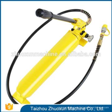 Frisador hidráulico do manual da bomba de pistão do ar de alta pressão perfeito da mão