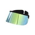 Индивидуальный козырек унисекс защита от ультрафиолета солнцезащитный козырек
