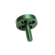 Factory Custom Color Anodized CNC turning milling machining aluminum service and other metal parts fabrication