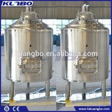 Dampfheizung Mash Tank