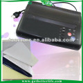EUA expedição tatuagem copiadora térmica máquina/thermal máquina tatuagem transferência mini máquina copiadora térmica máquina copiadora