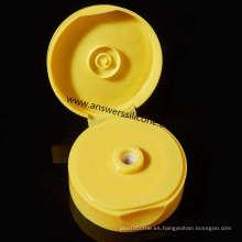 Válvulas de ranura cruzada de silicona de grado alimenticio para botella