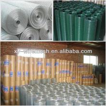 2014 grille métallique soudée à chaud / pvc et treillis métallique galvanisé (prix usine en Chine)
