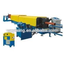 Pasado CE e ISO YTSING-YD-0639 Lleno Automático Rain Gutter Roll formando la máquina