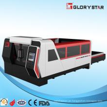 Máquina de corte do laser do metal do bom preço