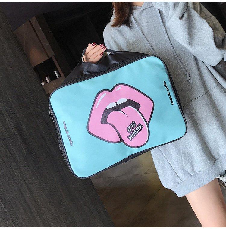 makeup bag carry-on bag