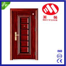 2017 New Model Steel Secrity Door Metal Enterance Door
