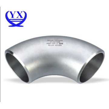 SCH40 30 degree stainless steel elbow