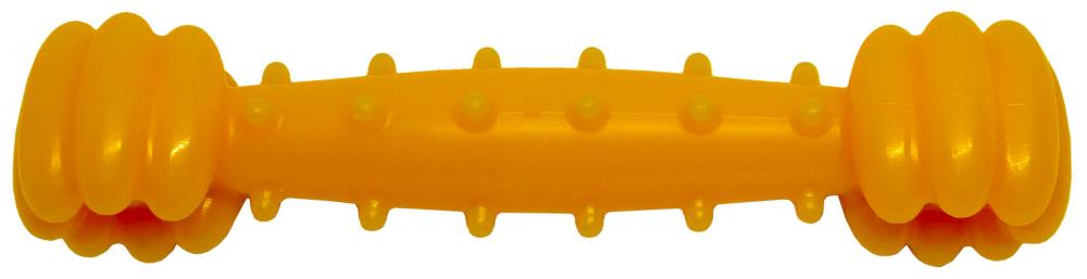 "Percell 6 ""Nylon Dog Chew Bone aroma naranja"
