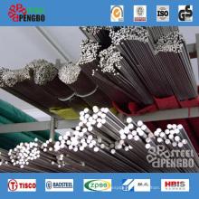 Barra de aço inoxidável de 300 séries para industrial