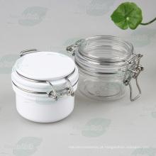 Plástico de alta qualidade hermético frasco cosmético, plástico máscara frasco (PPC-39)