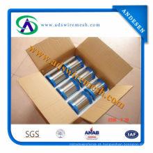 Tela de arame / tela de aço inoxidável (304, 316L)