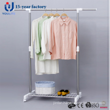 0319 Single-Pole Telescopic Clothes Hanger